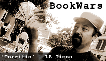 'BookWars' is a feature documentary by writer-director Jason Rosette