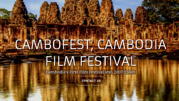 CamboFest, Cambodia's first international film festival, was founded and co-organized by Jason Rosette