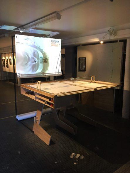Film by Jason Rosette participates in an exhibit in Edinburgh, UK