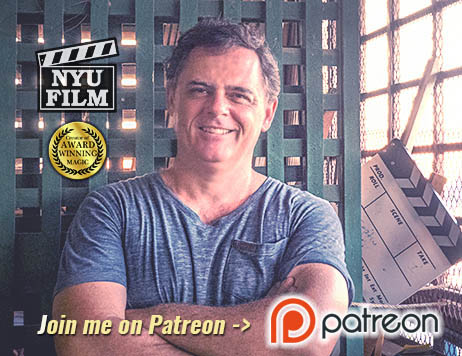 Support your local filmmaker on Patreon!